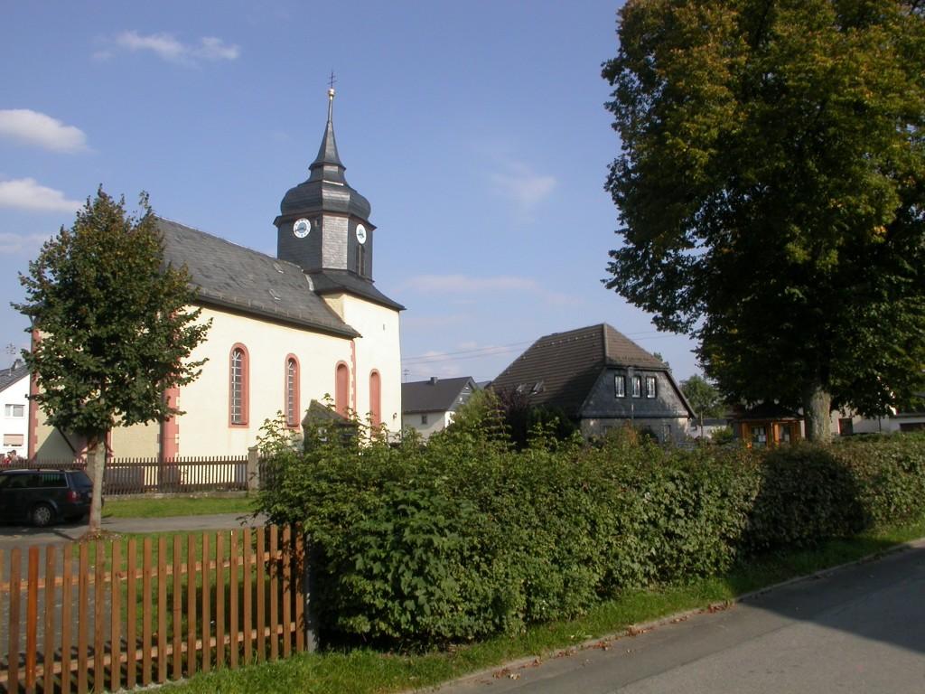 Kirche St.Peter und Paul
