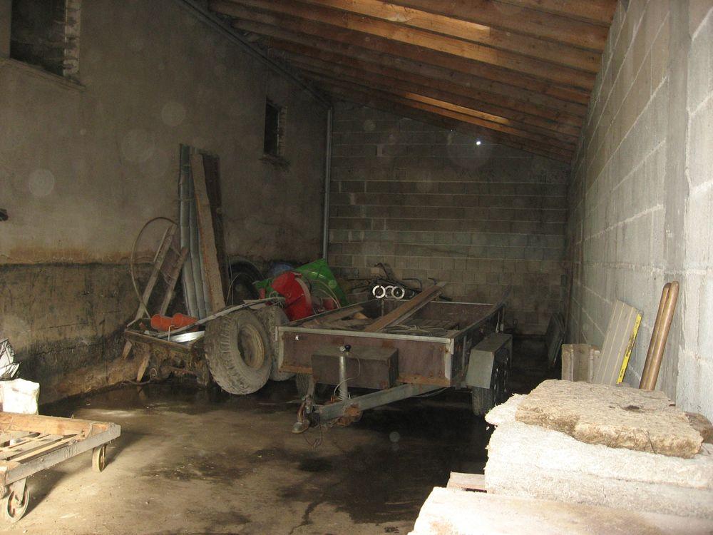 Maschinenhalle vor dem Umbau...